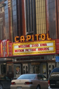 The historic Capitol Theater in downtown Burlington