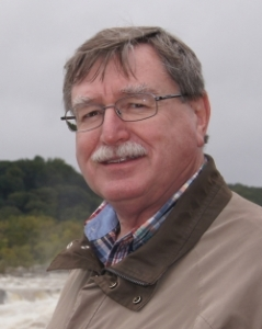 Dr. Mark Rasmussen, director of the Leopold Center for Sustainable Agriculture, is featured in Episode 4 of the Conservation Chat.  Photo courtesy of Leopold Center for Sustainable Agriculture website.