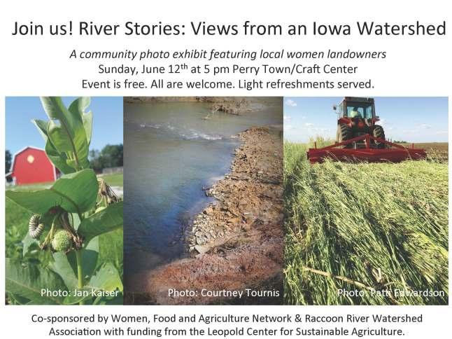 Invitation River Stories