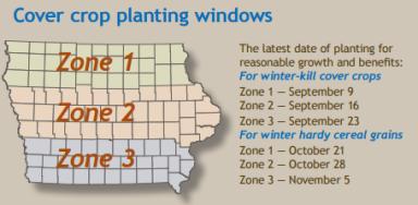 CC planting window