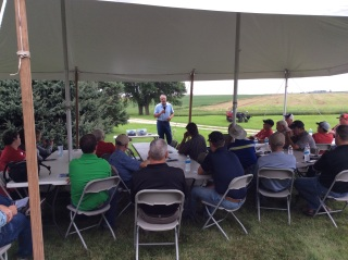 August 25, Wright County