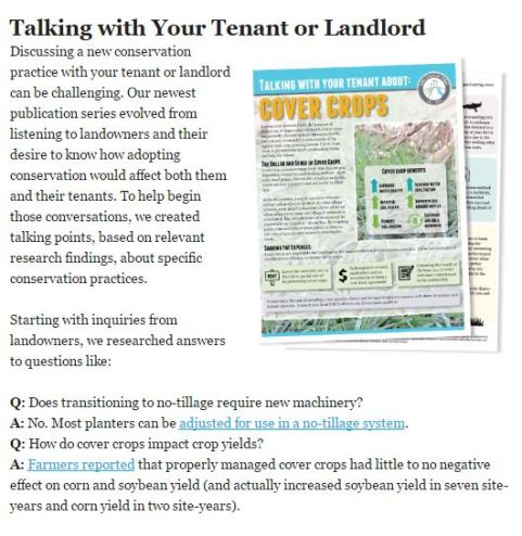 Talking with Tenant