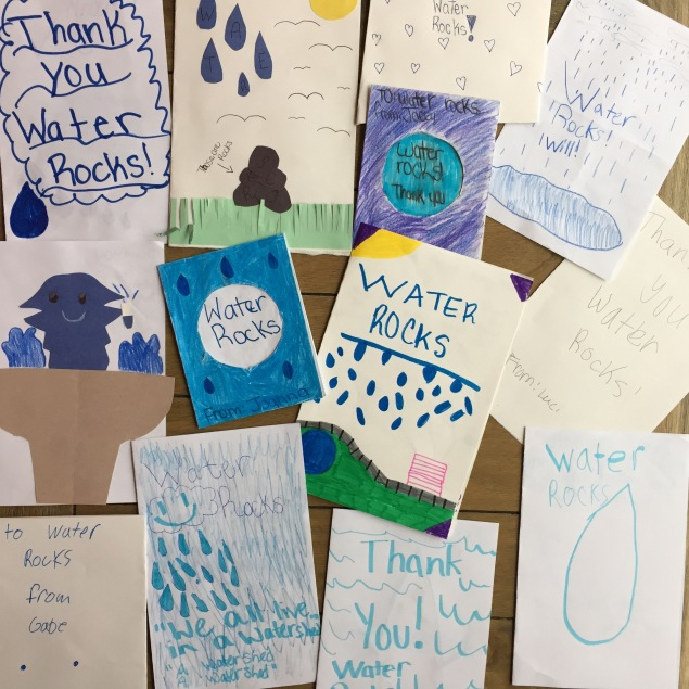 Jefferson Thank you cards