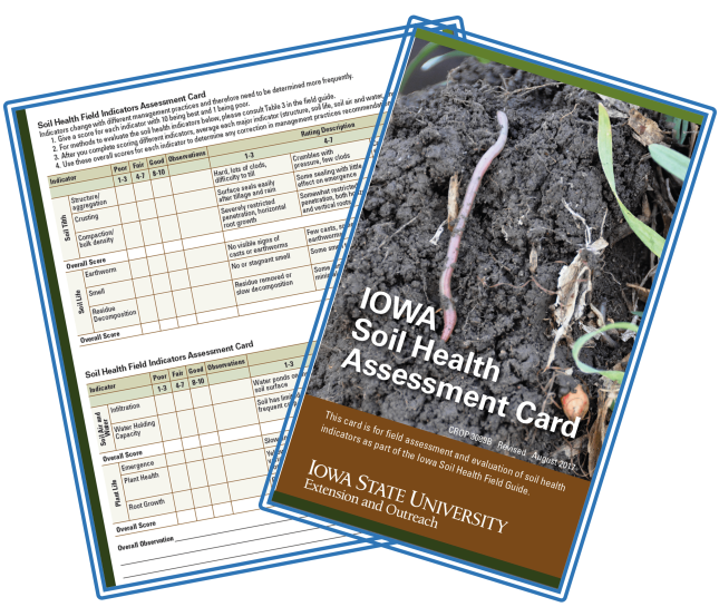 Soil Health Assessment Card