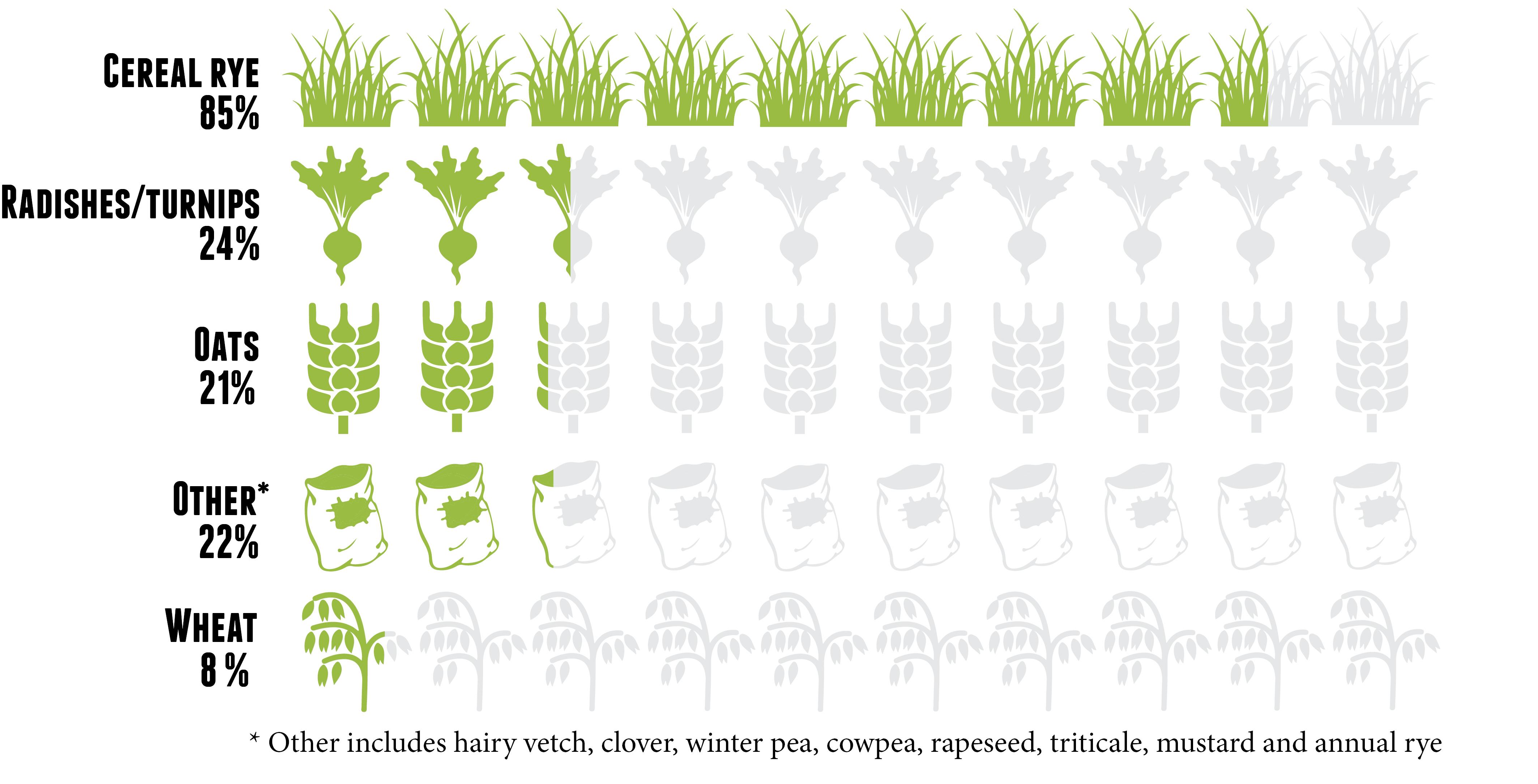 Cover Crop Species