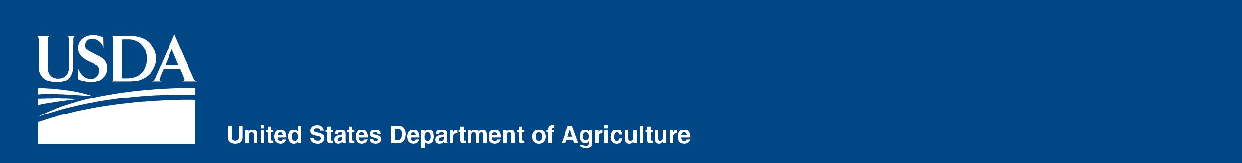 USDA Banner