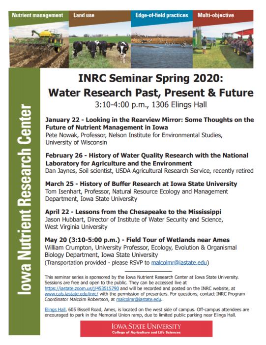 INRC Seminar